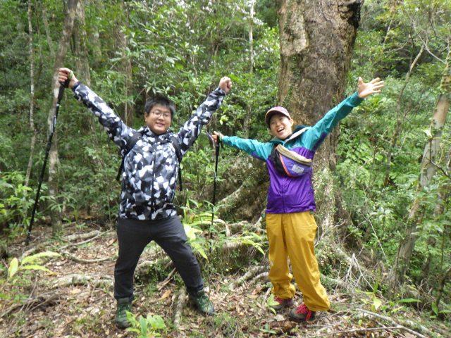 秘境ツアー B:ウコール山コース